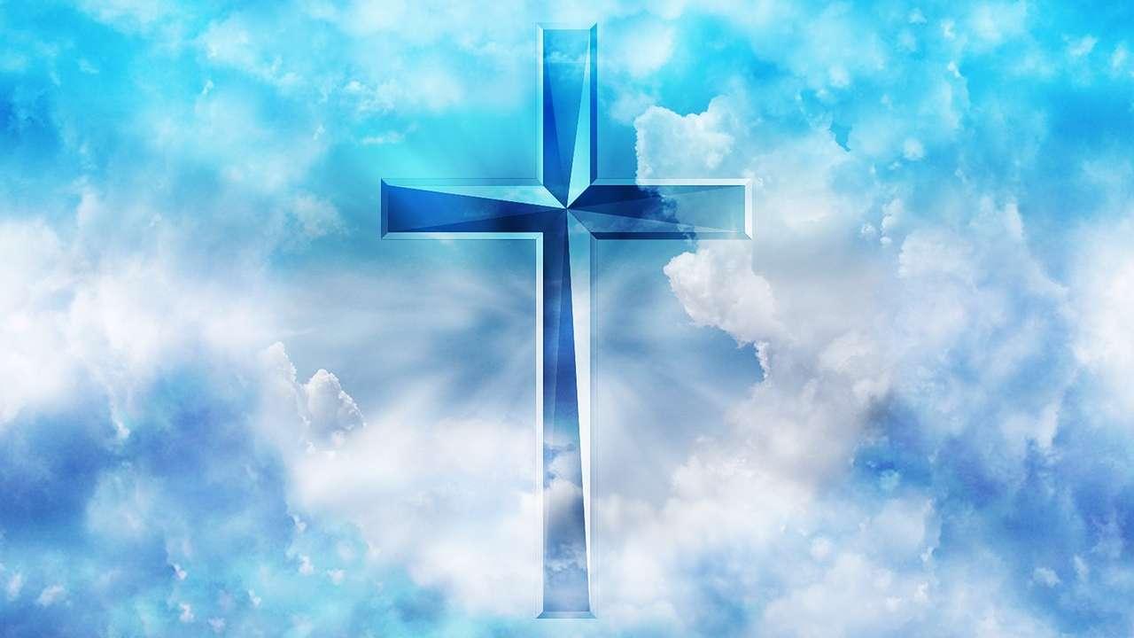 La luce della risurrezione - croce