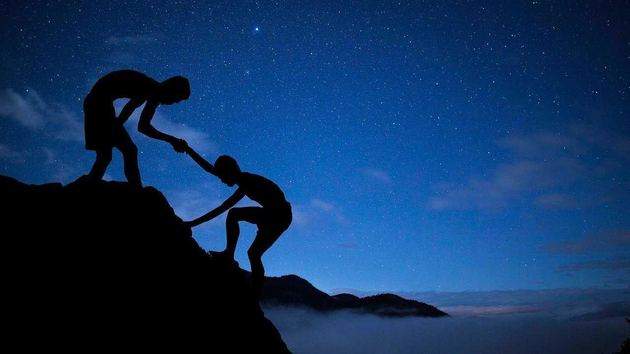 Il miracolo più grande - aiuto mano