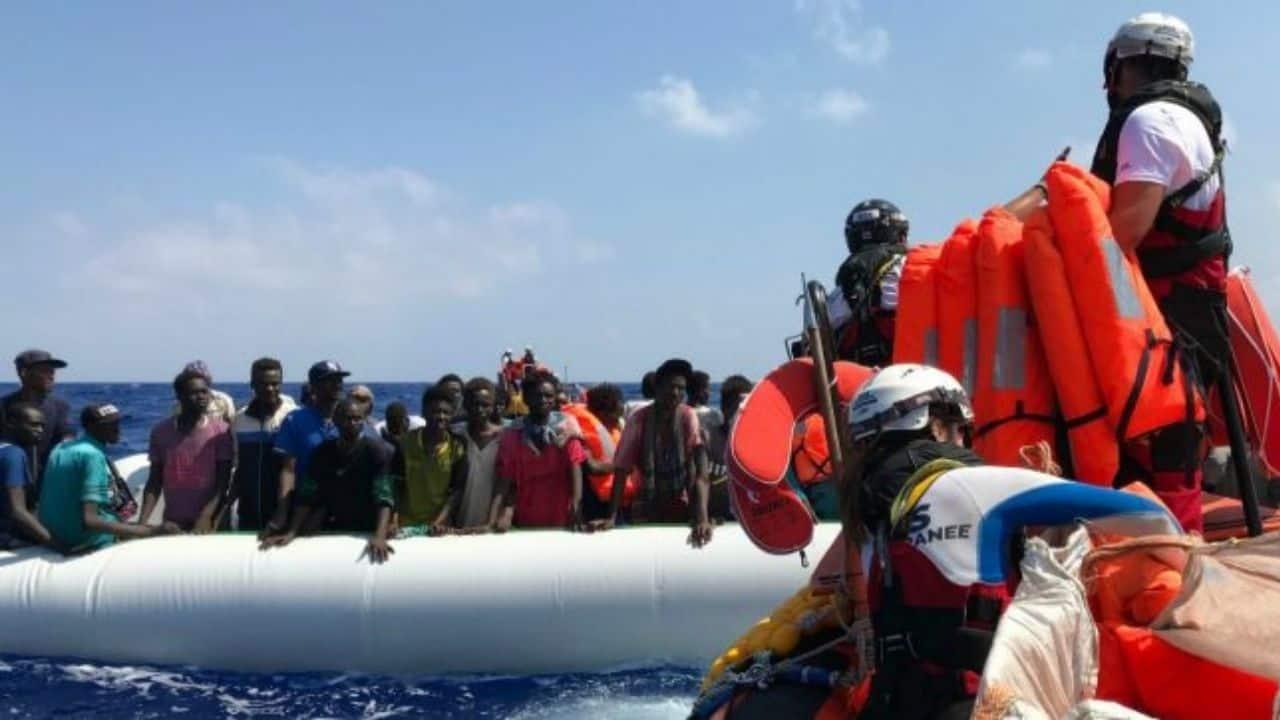 migranti lampedusa - meteoweek.com