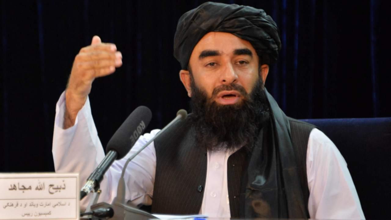Zabiullah Mujahid