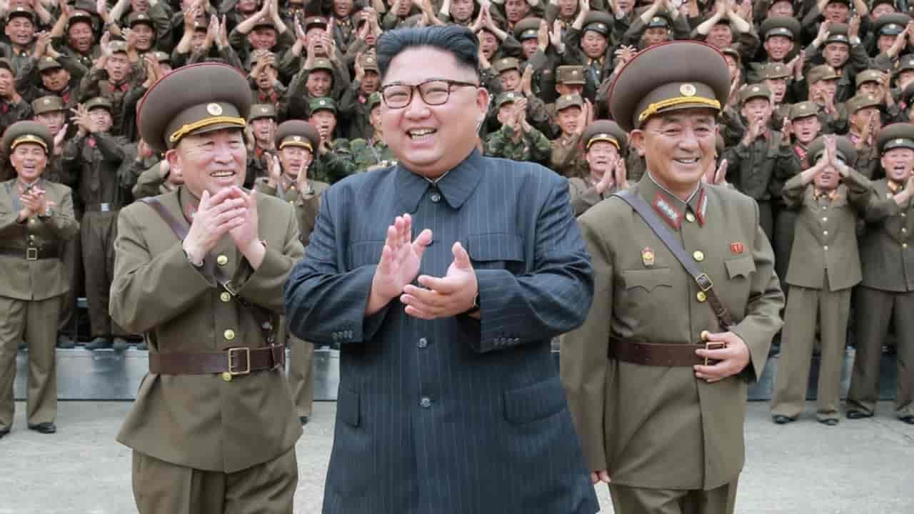 corea del nord esercito - meteoweek