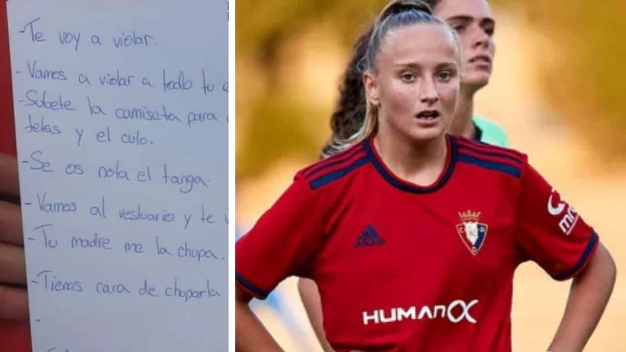 insulti sessisti a Karolina Sarasua García - meteoweek.com
